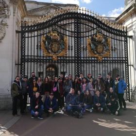 Szkolna wycieczka do Londynu